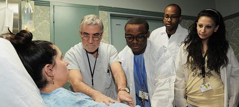Obstetrics Bronx Lebanon Hospital