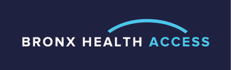 Bronx Health Access Logo