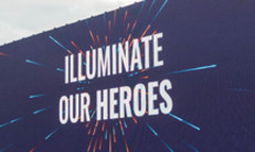 Illuminate Our Heroes